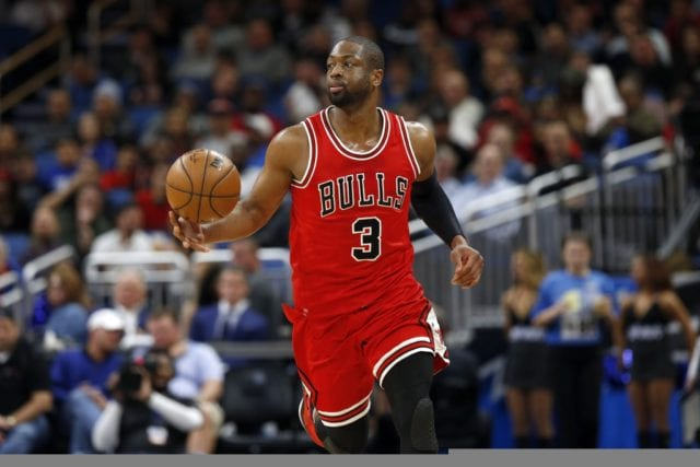 Nba Rumors: Dwyane Wade Ready To Leave Bulls After One Season?