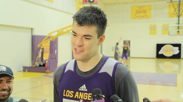 Video: The Many Nicknames Of Ivica Zubac, As Told By Larry Nance Jr.