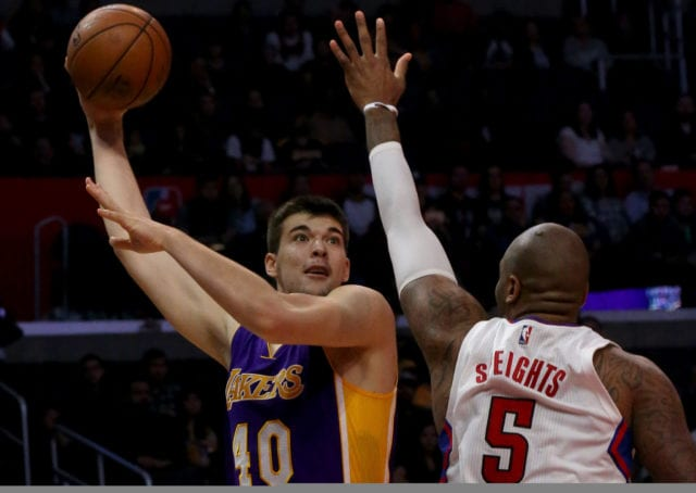 Lakers Nation Breakdown: Why It's Time To Be Excited About Ivica Zubac