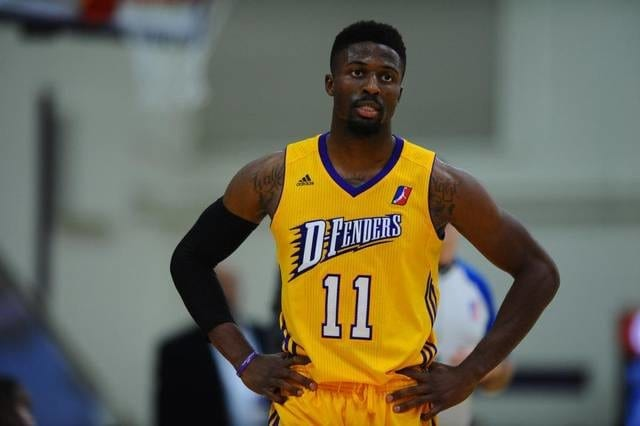 Lakers News: L.a. To Sign David Nwaba Of D-fenders