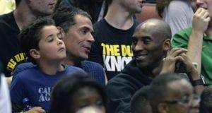 Kobe Bryant, Rob Pelinka Lakers