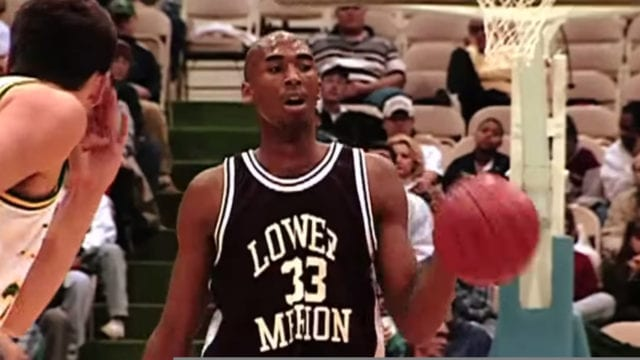 72391dea8 Kobe Bryant Memorabilia Stolen From Lower Merion High School ...