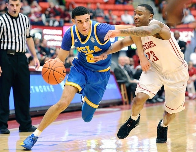 Lonzo Ball's Dad Thinks He'll Be Better Than Stephen Curry