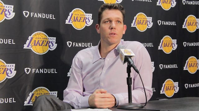 Los Angeles Lakers Vs. Sacramento Kings Postgame (videos)