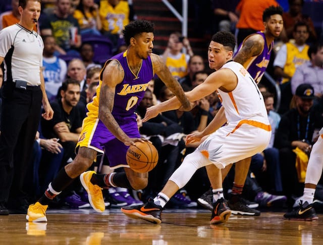 Game Recap: Lakers Get Blown Out By Suns, Go Into All-star Break At 19-39