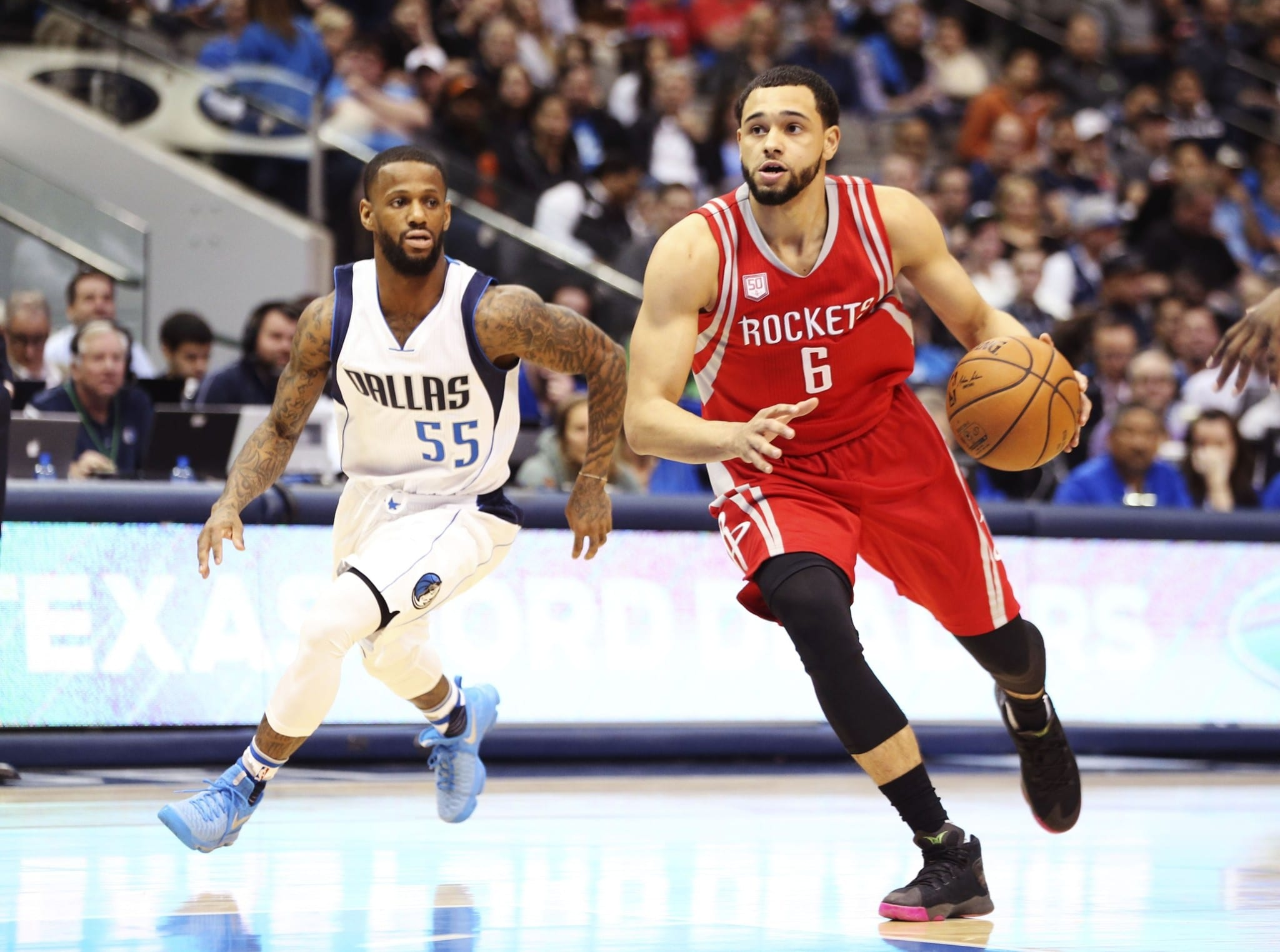 Lakers News: L.a. Acquires Houston Rockets Point Guard Tyler Ennis