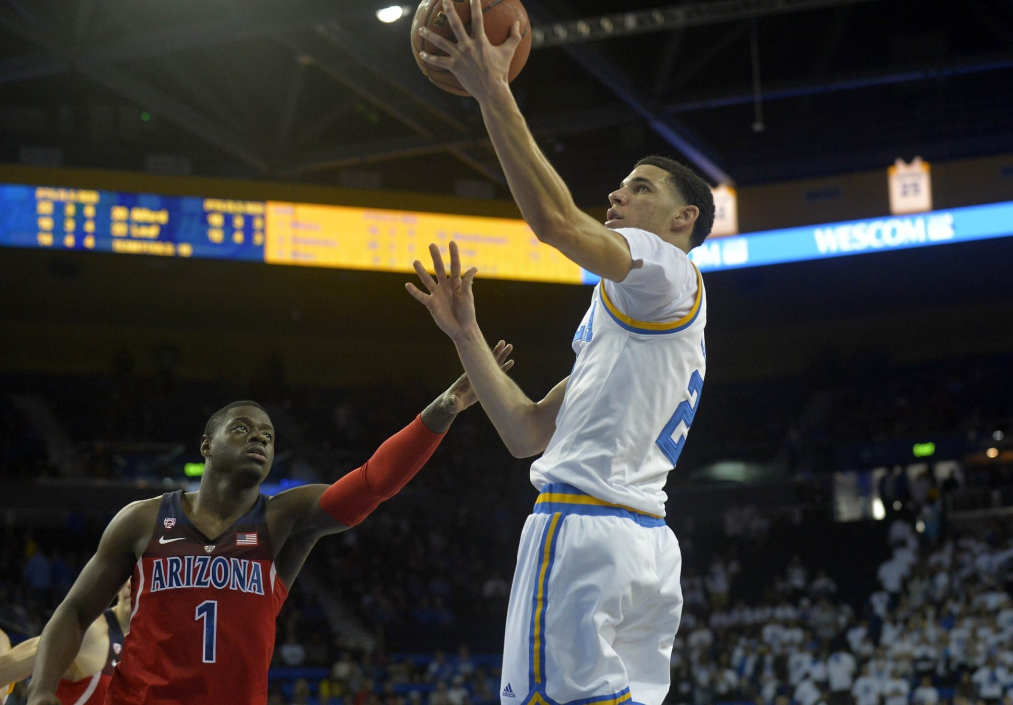 Lakers Draft: Latest Espn Mock Has L.a. Taking Lonzo Ball