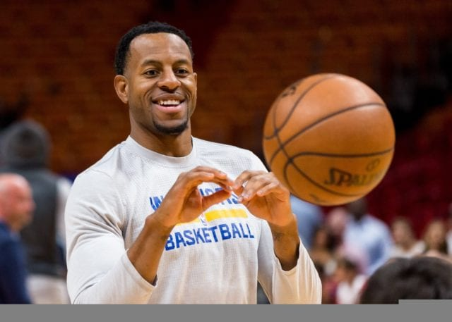 Andre Iguodala Believes Rob Pelinka Will Help Turn Around Lakers