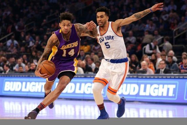 Brandon Ingram Lakers NBA