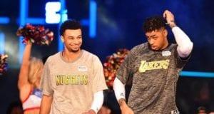 Jamal Murray, D'Angelo Russell, NBA, Rising Stars Challenge