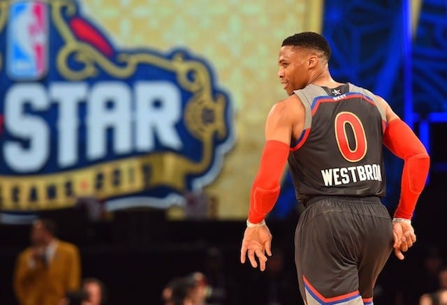 2017 Nba All-star Game Highlights