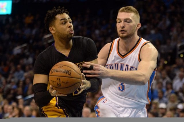 Three Takeaways From Lakers 110-93 Loss To Thunder