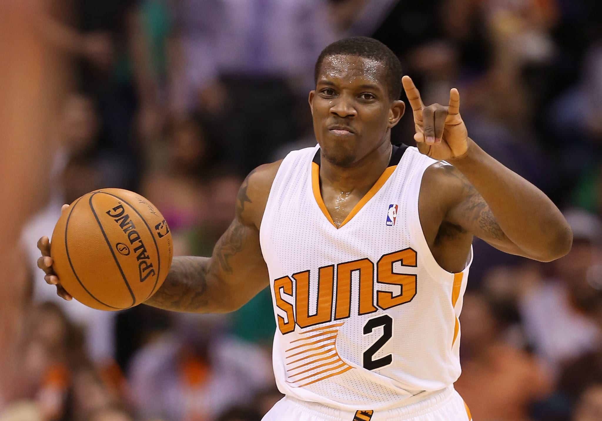 Tank Warfare: Phoenix Suns Shut Down Eric Bledsoe For The Season; Lakers Draft Odds In Danger