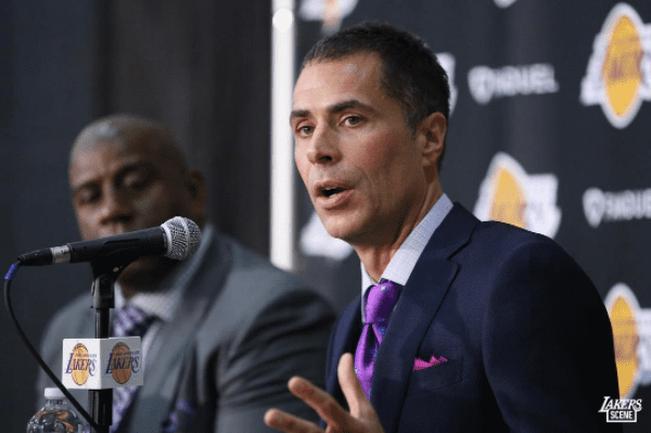 Lakers News: Gm Rob Pelinka Won't Set Timeline Of Returning Team To Contention