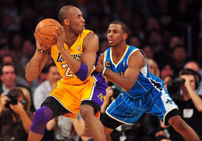 Throwback Thursday: Kobe Scores 50-plus Points In Fourth Straight Game