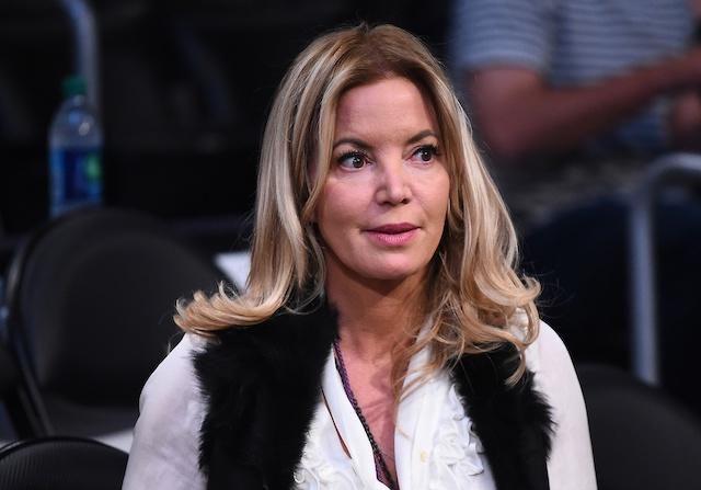jeanie buss explains advantages of lakers being family business