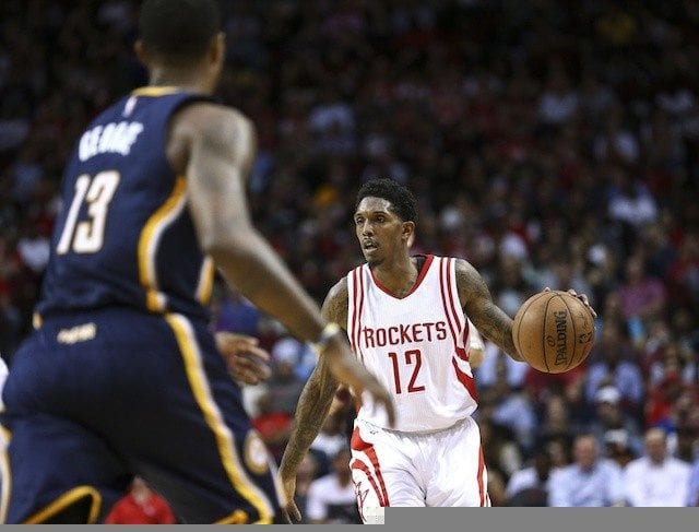 Former Laker Lou Williams Talks About Difference In Playing For Rockets 3cb070451