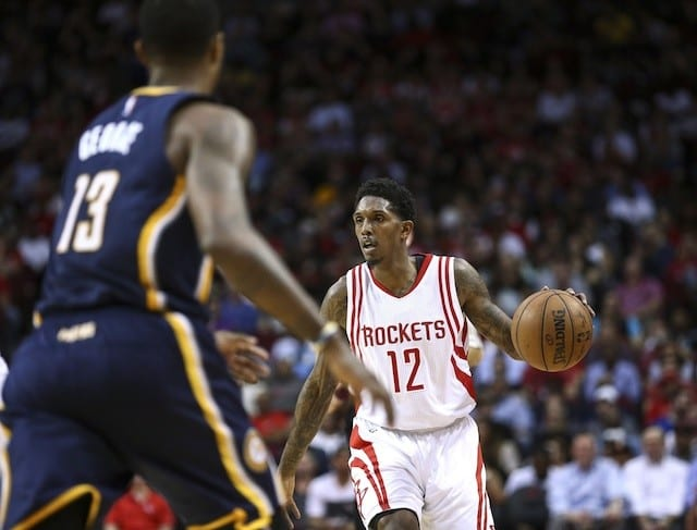 Former Laker Lou Williams Talks About Difference In Playing For Rockets
