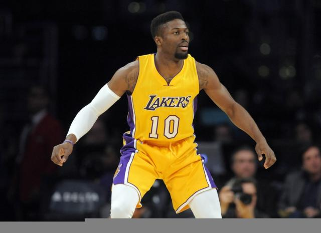 David Nwaba Lakers