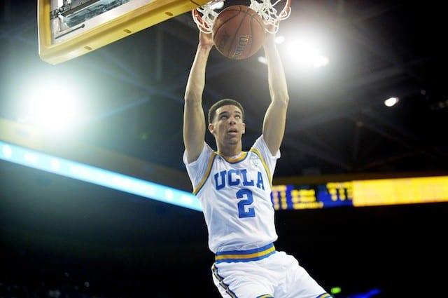 Lakers News: Luke Walton Talks Watching Ucla's Lonzo Ball Face Washington