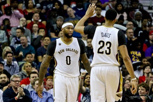 Lakers Vs. Pelicans Preview: L.a. Hosts Demarcus Cousins, New Look New Orleans Team