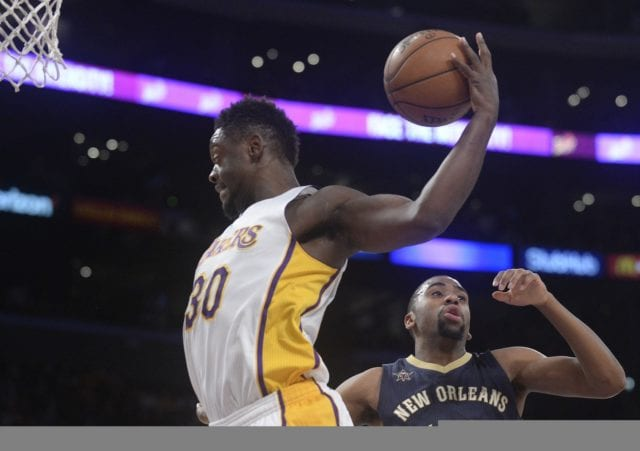 Game Recap: Lakers Comeback Attempt Comes Up Short Against Pelicans
