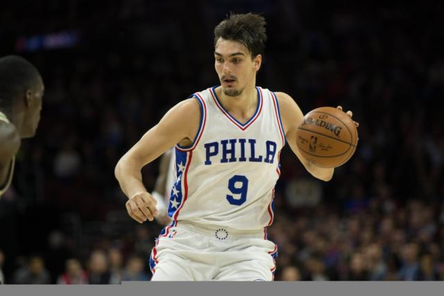 Nba Rookie Rankings: Dario Saric Looking To Take Over Number One Spot