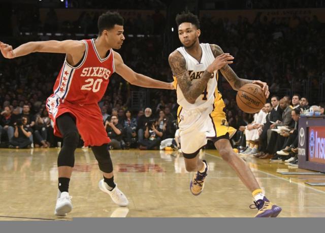 Game Recap: Lakers Lose Close Game At Home To Philadelphia 76ers, 118-116