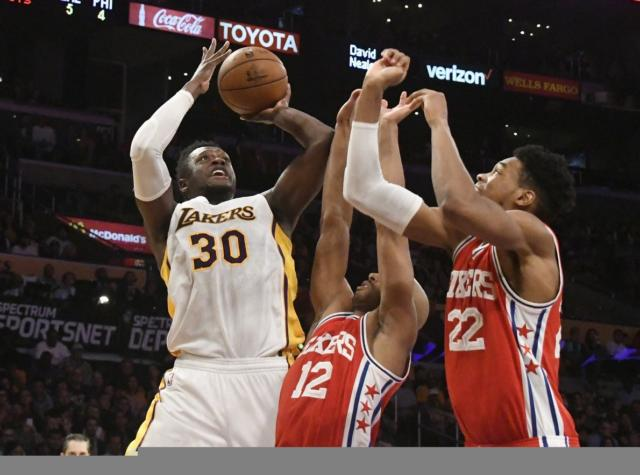 Game Recap: Lakers Lose Close Game At Home To Philadelphia 76ers, 118-116