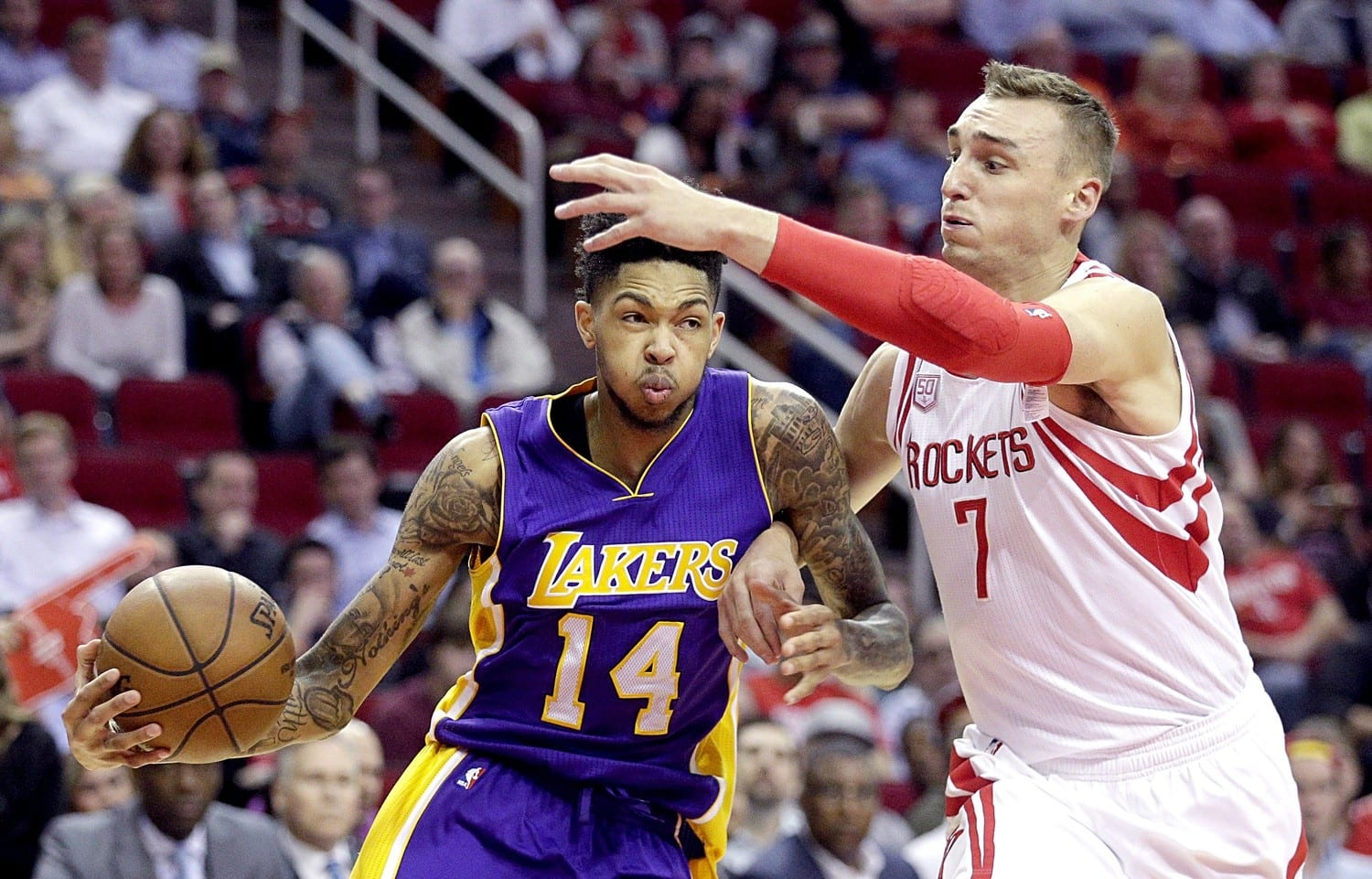 Three Takeaways From The Lakers Loss To The Houston Rockets