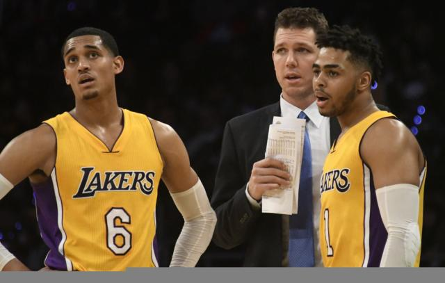 Larry Nance Jr. Says He Can 'absolutely' See Himself With The Lakers Long-term