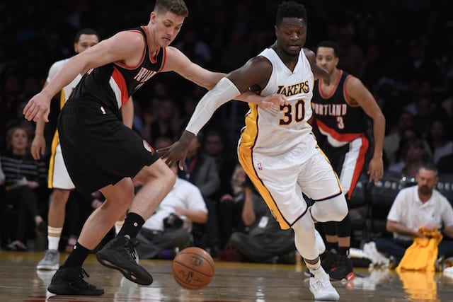 Game Recap: Lakers Stumble Offensively In 97-81 Loss To Trail Blazers