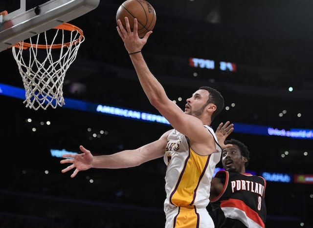 Three Takeaways From The Lakers Disappointing Loss To The Trail Blazers