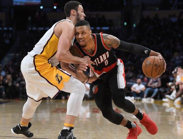 Luke Walton Believes Lakers Showed Growth On Defense Vs. Blazers