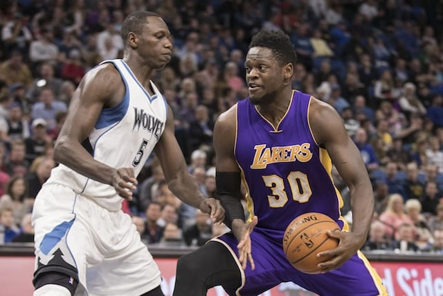 Game Recap: Lakers Fall To The Timberwolves In Minnesota