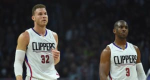 Blake Griffin, Chris Paul, Clippers, Lakers