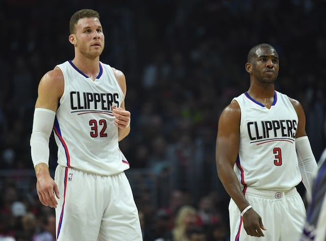 Nba Rumors: Chris Paul Expected To Re-sign With Clippers, Blake Griffin Less Certain