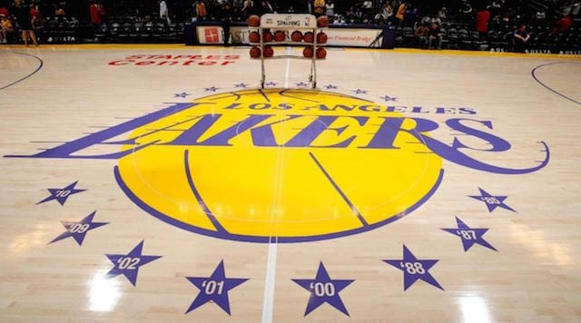 Lakers Court