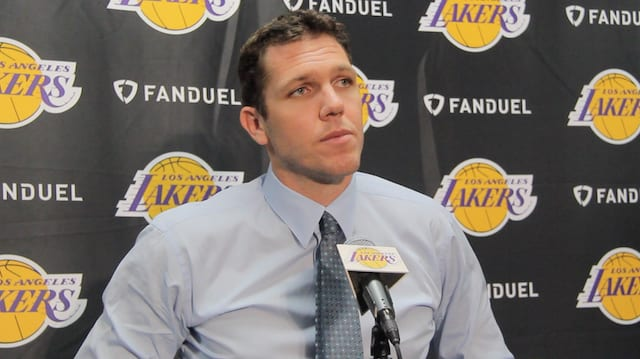 Lakers Respond To Fans Embracing Tanking, Rooting For Losses