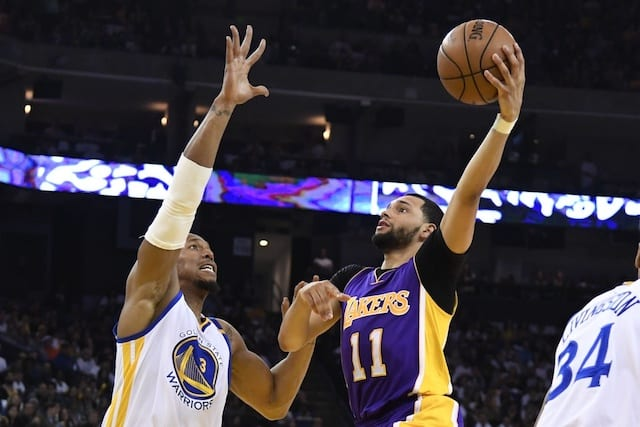 Tyler Ennis Reiterates Desire To Re-sign With Lakers