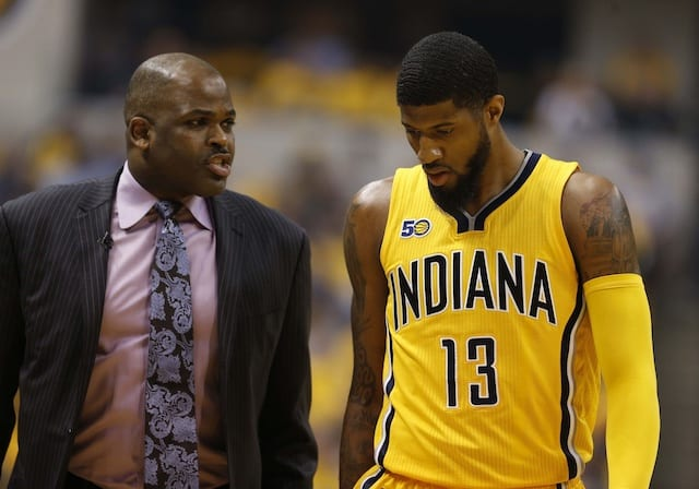 Pacers Coach Nate Mcmillan Plans For Paul George To 'be Back' With Indiana Next Year