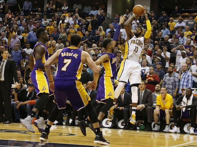 Lakers Rumors: Paul George Made It No 'secret' He Intends To Play For L.a.