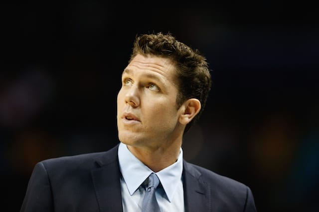 Lakers News: Magic Johnson Told Jeanie Buss They Should Build Team Around Luke Walton