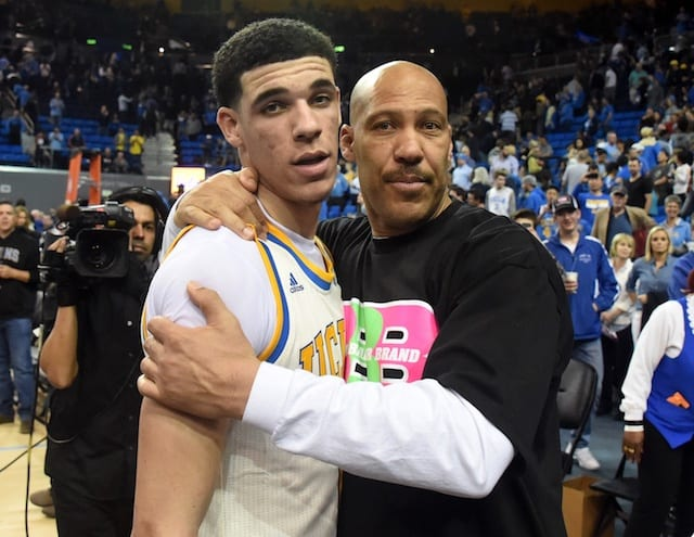 2017 Nba Draft: Lavar Ball's Antics Reportedly Not Impacting Lonzo Ball's Draft Stock