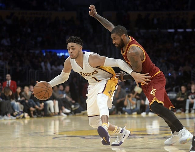 Lakers News: D'angelo Russell Told To Focus On Improving Consistency, Leadership Skills