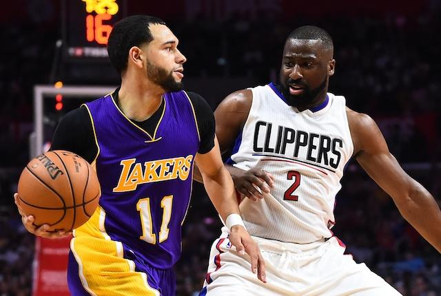 Tyler Ennis, Lakers, Clippers
