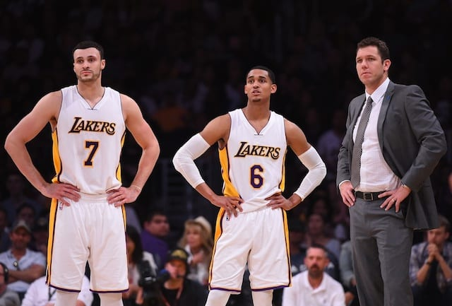 Luke Walton out as Lakers coach after 3 losing seasons
