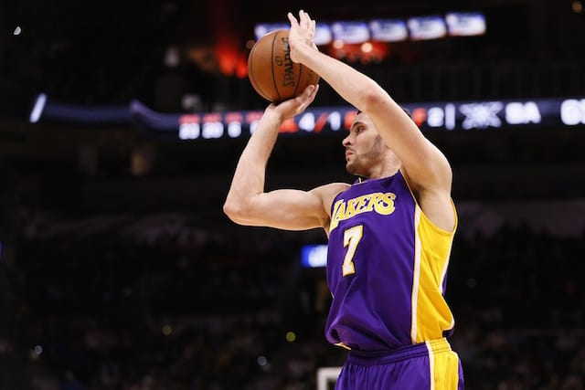 Luke Walton: Lakers Players Job Is 'to Go Out There And Win'
