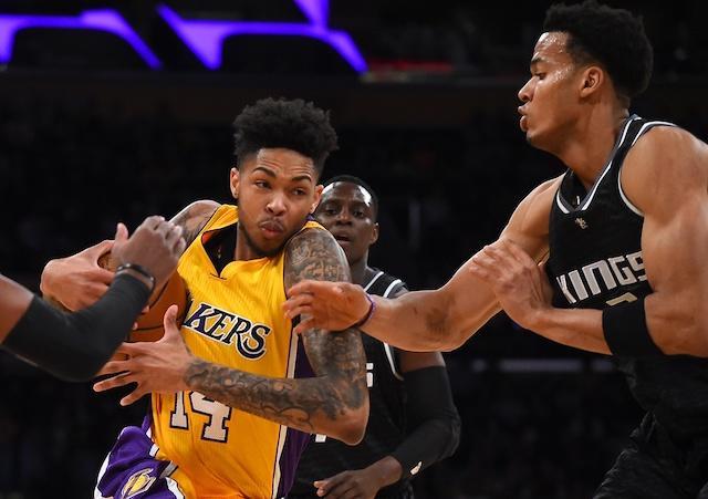 Brandon Ingram, Kings, Lakers