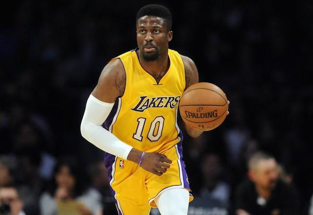 David Nwaba, Los Angeles Lakers